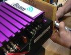 Akumulator bateria bezprzewodowe uBeam ładowanie ultradźwiękiem