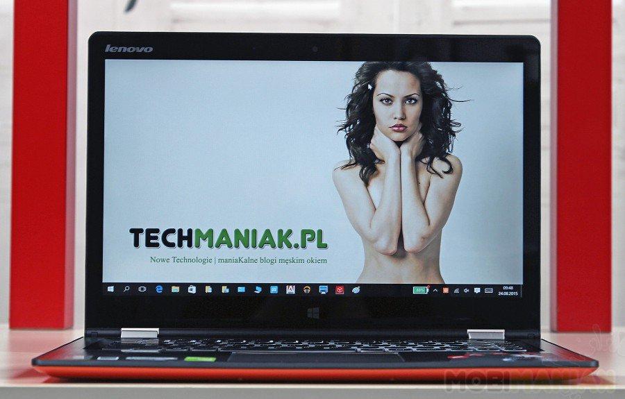 Lenovo Yoga 3 14 / fot. mobiManiaK.pl
