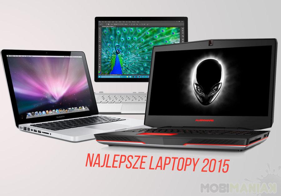 Najlepsze laptopy 2015