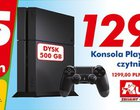 obiżka cen PlayStation 4 promocja