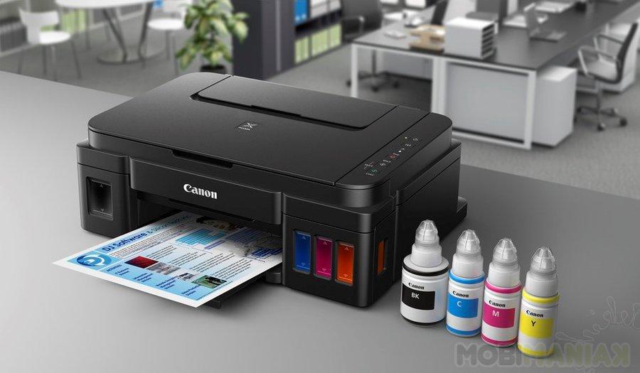 Nowe drukarki od Canona / fot. Canon