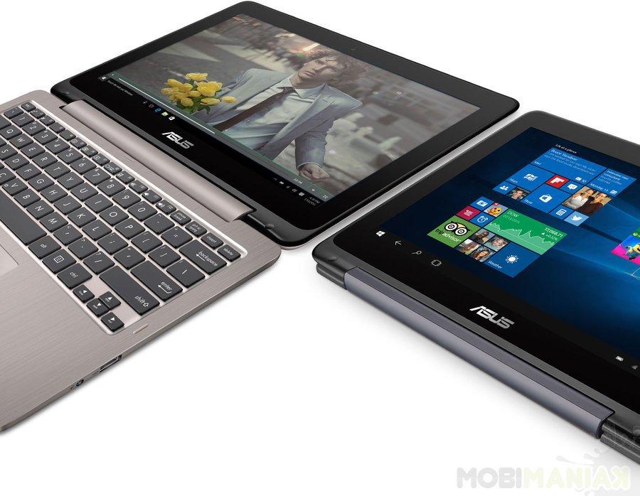 ASUS VivoBook Flip TP200 / fot. ASUS