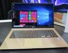 15.6-calowy laptop CES 2016 duży ultrabook