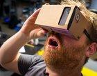 Google Cardboard statystyki użytkowania VR