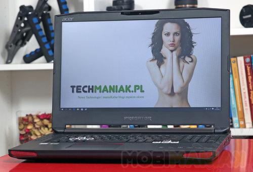 Acer Predator G9-792 / fot. acerManiaK.pl