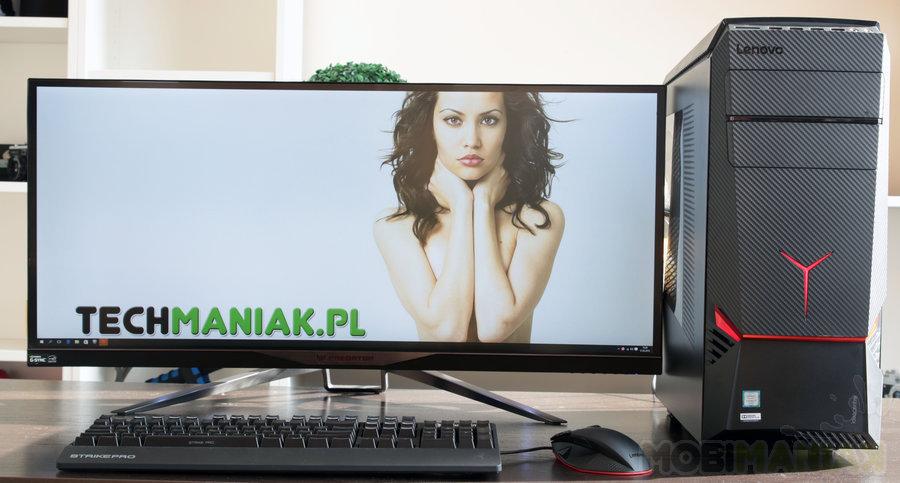 Lenovo Ideacentre Y900 / fot. mobiManiaK.pl