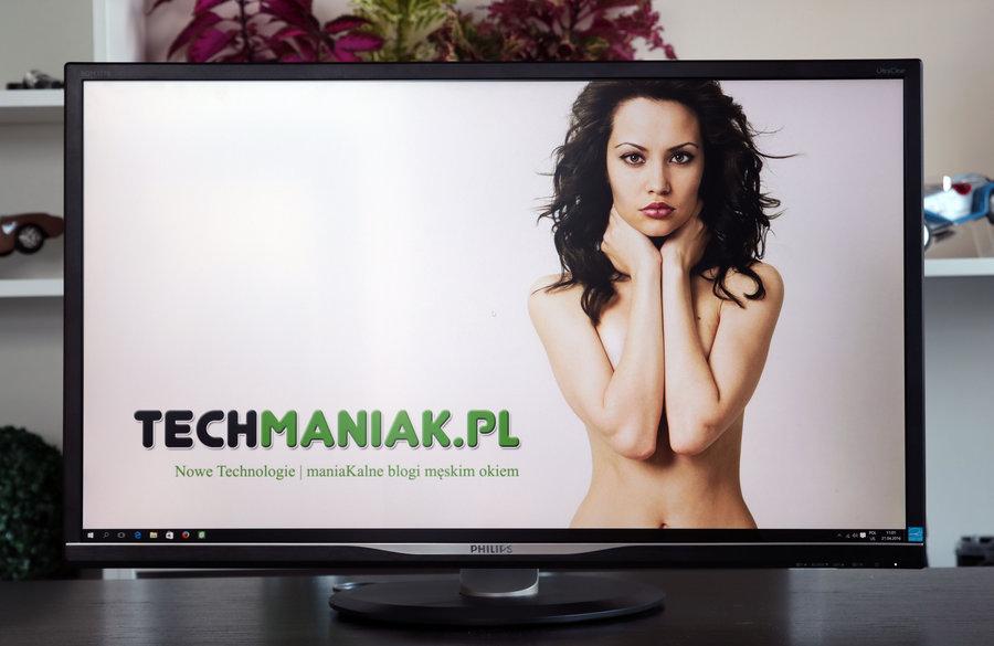 Philips BDM3275 / fot. mobiManiaK.pl
