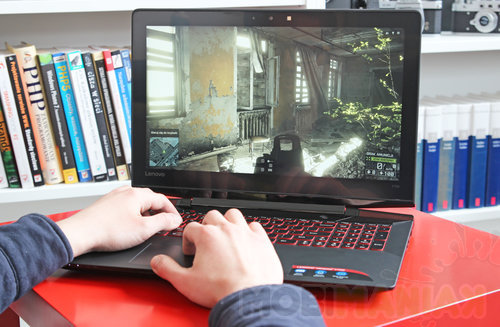 Lenovo ideapad Y700 / fot. mobiManiaK.pl