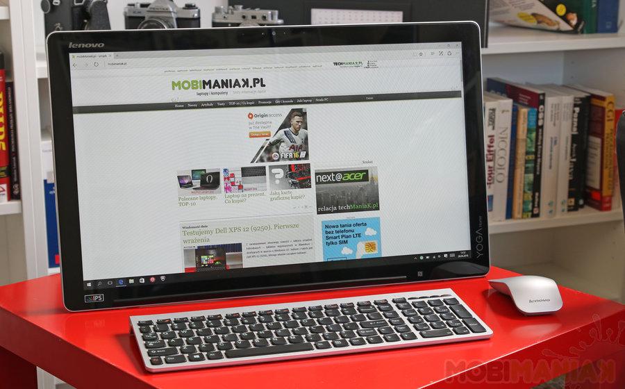 Lenovo YOGA HOME 500 / fot. mobiManiaK.pl