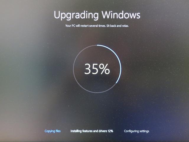 Upgrade do Windows 10 / fot. Matti Mattila, Flickr.com