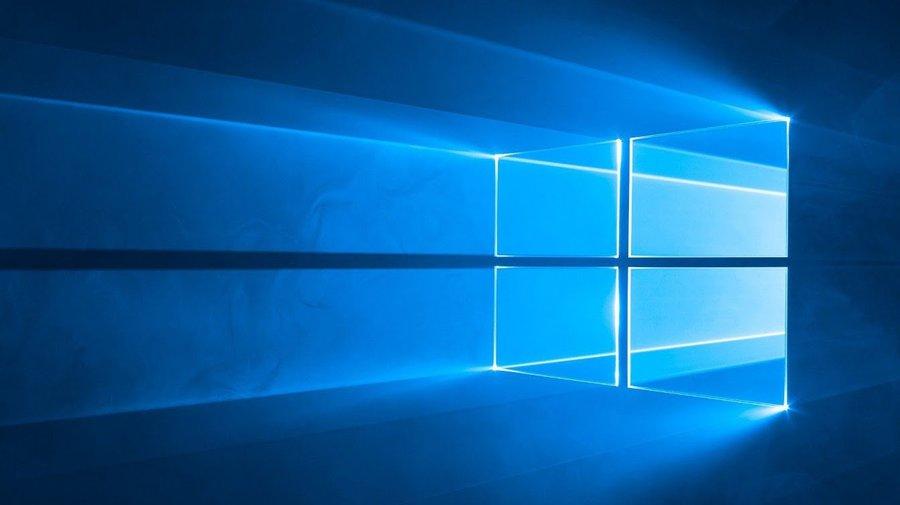 Oficjalna tapeta Windows 10 / fot. Microsoft