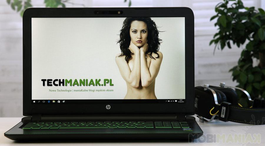 HP Pavilion Gaming 15 / fot. mobiManiaK.pl