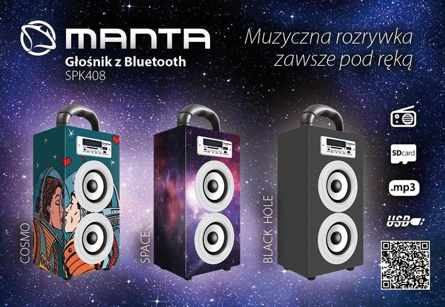 Manta SPK408