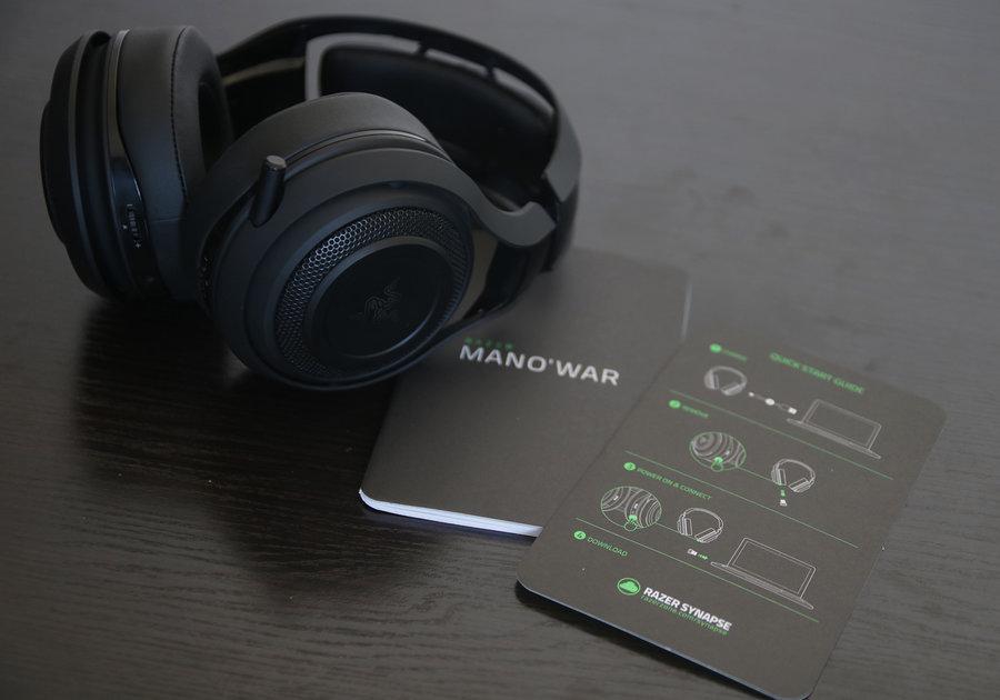 Razer ManO'War / fot. mobiManiaK.pl