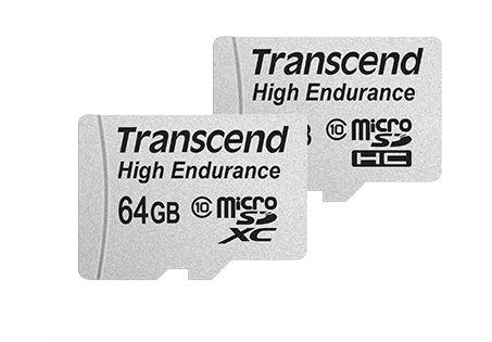 Transcend High Endurance MicroSDXC