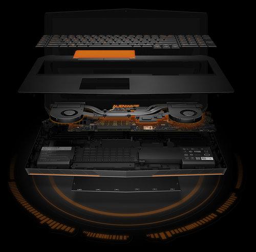 Alienware 17 / fot. Alienware