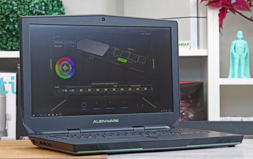 Alienware 17 R3 / fot. mobiManiaK.pl