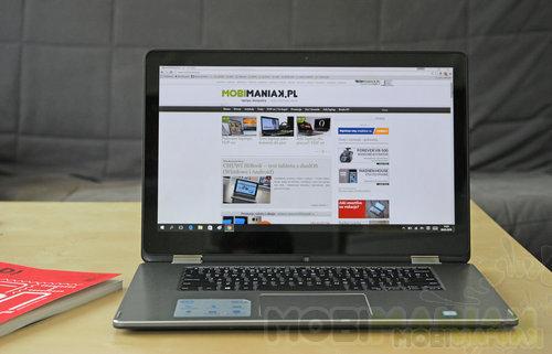 Dell Inspiron 15 / fot. mobiManiaK.pl