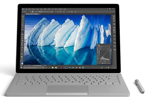 Microsoft Surface Book i7_4