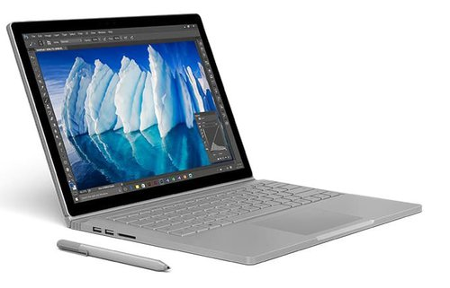 Microsoft Surface Book i7_5