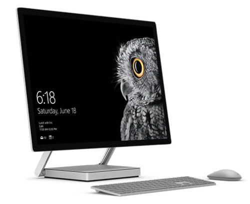 Surface Studio / fot. Microsoft