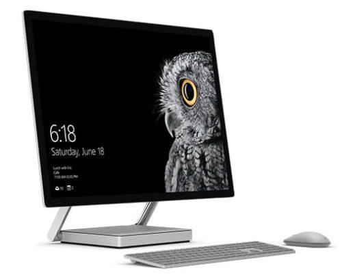 Surface Studio / fot. Microsoft