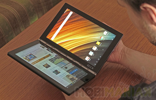 Lenovo YOGA Book / fot. tabletManiaK.pl