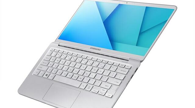Samsung notebook 9 2017