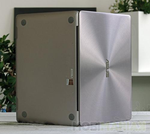 ASUS ZenBook UX410UA / fot. mobiManiaK.pl
