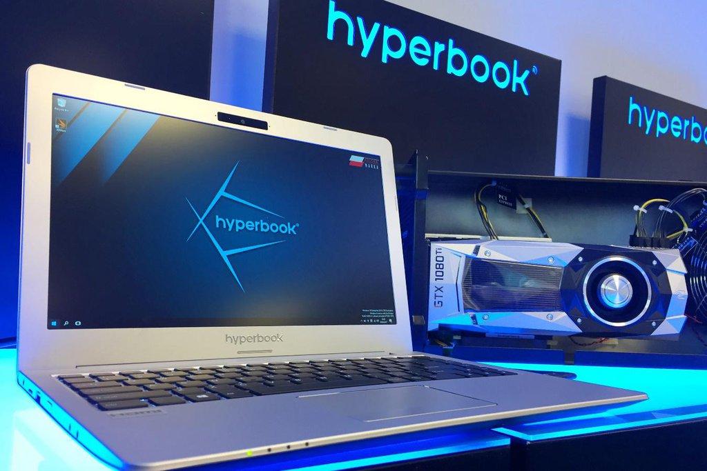 Hyperbook N13
