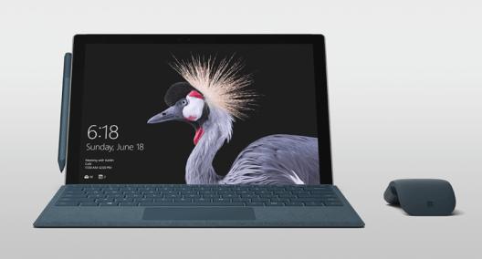 Microsoft Surface Pro / fot. Microsoft