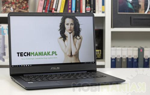 ASUS Zenbook UX430UA / fot. mobiManiaK.pl