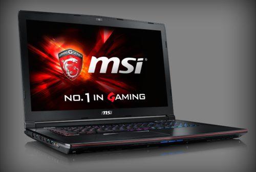MSI GE72 Apache Pro