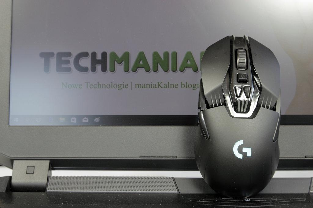 Logitech G900 Chaos Spectrum / fot. mobiManiaK.pl