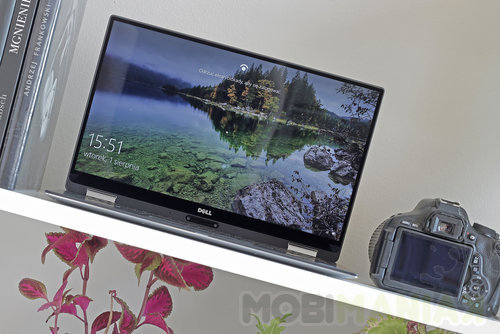 DELL XPS 13 (9365) / fot. mobiManiaK.pl