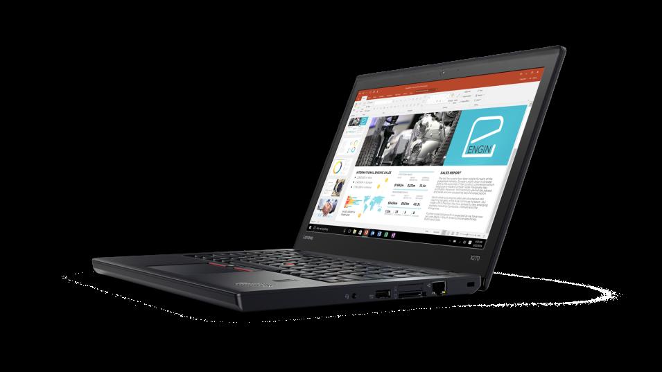 Lenovo ThinkPad X270 / fot. Lenovo