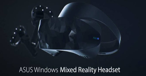 ASUS Windows Mixed Reality Headset/ fot. ASUS