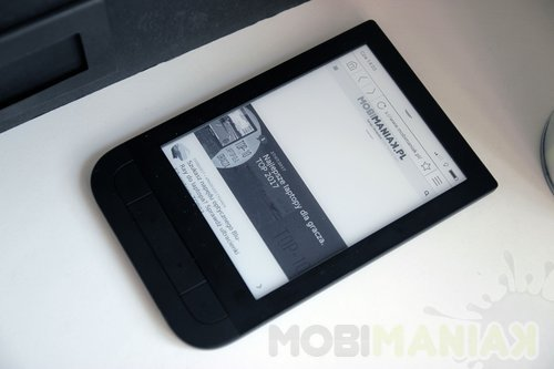 PocketBook Touch HD / fot. mobiManiaK.pl