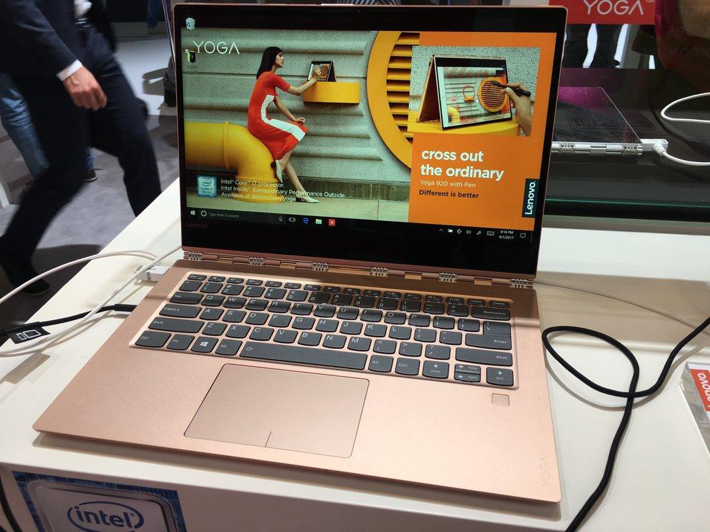 Lenovo Yoga 920/ fot. mobiManiaK.pl