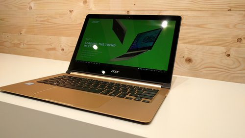 Acer Swift 7/ fot. mobiManiaK.pl