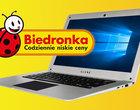 Laptop z Biedronki: warto?