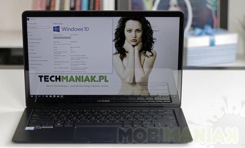 ASUS ZenBook UX490U / fot. mobiManiaK.pl