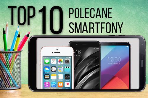 top-10 polecane smartfony