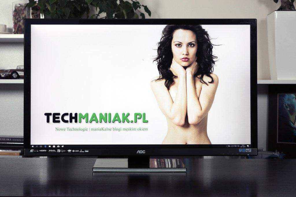AOC U3277PWQU / fot. mobiManiaK.pl