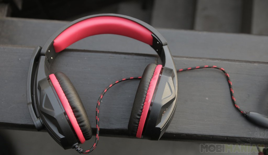 Hykker Gaming Sound XR / fot. mobiManiaK.pl