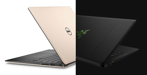 Dell XPS 13 vs Razer Blade Stealth