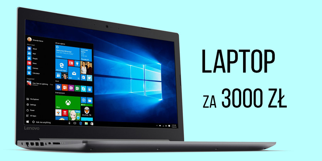Laptop za 3000 zl