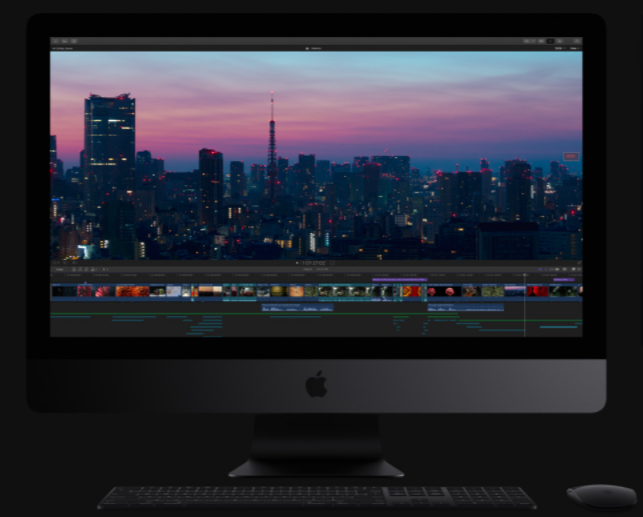 iMac Pro/ fot. Apple