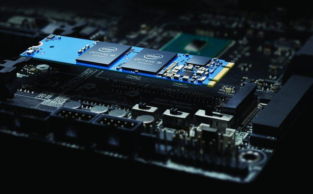 fot. Intel Optane / producent