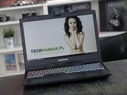 Hyperbook MK55 Pulsar / fot. mobiManiaK.pl